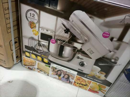DSP STAND MIXER image 2