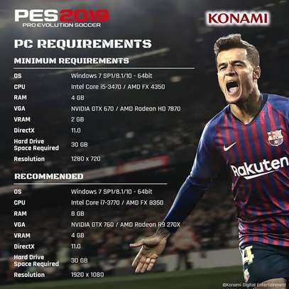 PES (for windows) image 2
