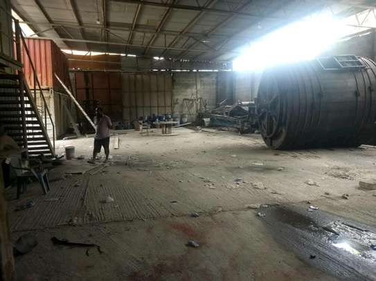 400 SQUARE METERS WAREHOUSE SPACE FOR RENT ON MAIN MBOZI ROAD CHANG'OMBE image 2