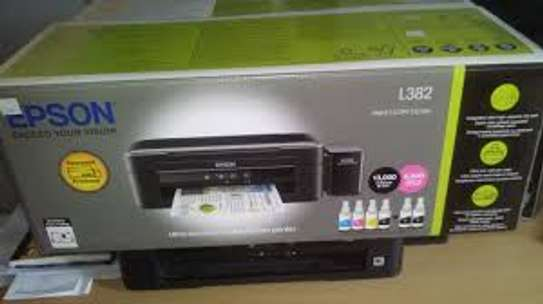 EPSON PRINTER L382 (SCAN, PRINT & COPY)