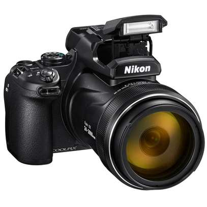 Nikon COOLPIX P1000 Digital Camera with 125x Optical Zoom Wifi / NFC