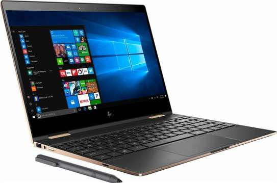HP Spectre 13 x360 Gold and Black i7-8thGeneration 4K