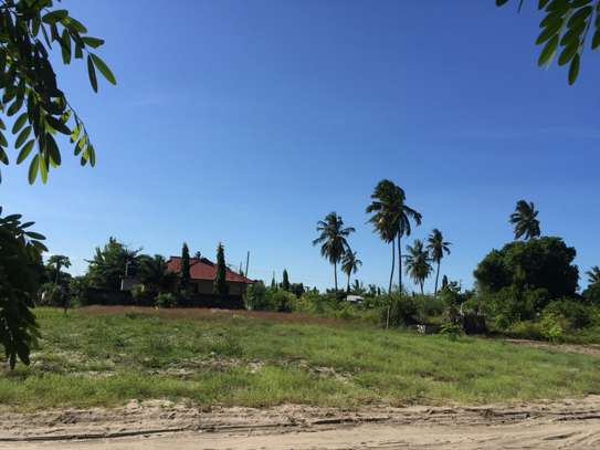 1003Sqm Plot Located at Low Density at Bagamoyo