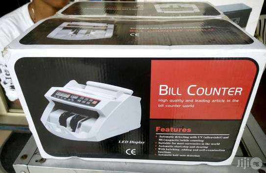 BILL COUNTER MACHINE