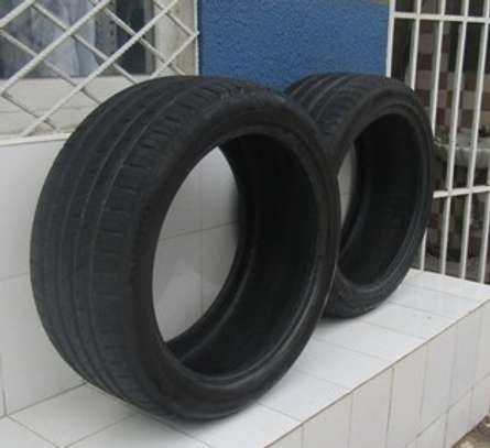 USED TIRES ONLY 550,000/-