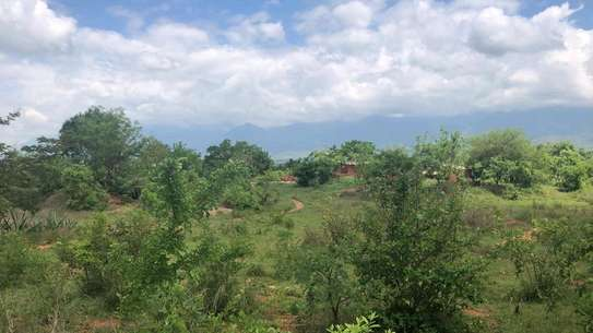 A NICE LAND OF 6:5 ACRES AT MOROGORO LUGONO