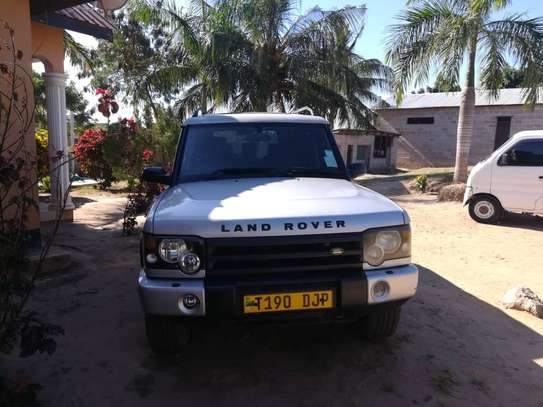 2002 Land Rover Discovery image 8