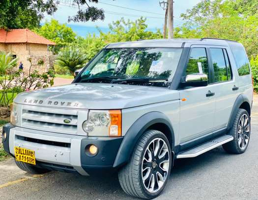 2007 Land Rover Discovery image 7