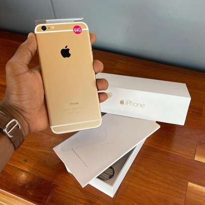 iPhone 6Plus Gold Colour image 1