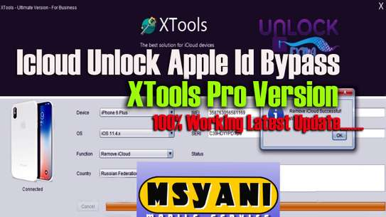 DOWNLOAD XTOOLS APPLE ID BYPASS PRO VERSION V1.0 TESTED 100%