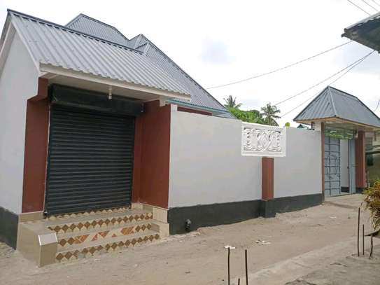 3 bdrms New House with 1 Shop at Mbagala CHAMAZI image 1