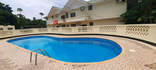 a 300metres away from the beach with 2bedrooms fully furnished is now available for rent in OYSTERBAY image 1