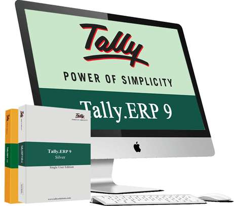 Quickbooks Software and Tally Accounting Package image 1