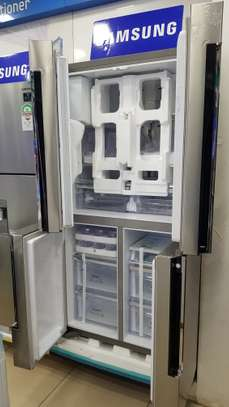 SUMSUNG Side By Side refrigerator RF56N9040SL 32FT.(660L) image 3