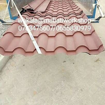 Royal ROMANTILE mabati ALAF LTD