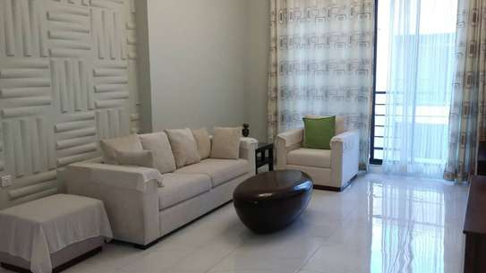 One bedroom fully furnished penthouse with terrace