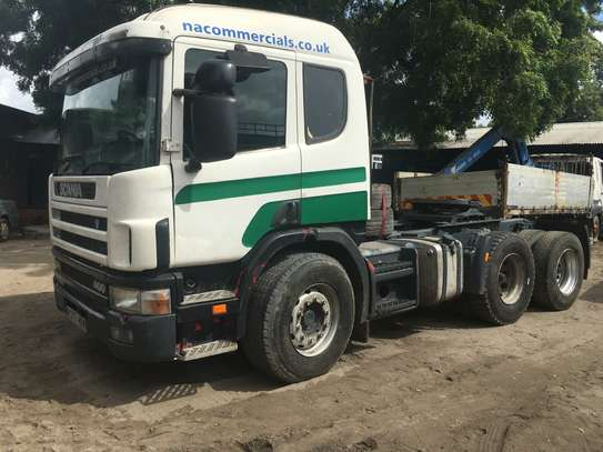 1997 Scania 124 400hp image 5