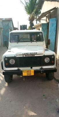 1999 Land Rover image 6