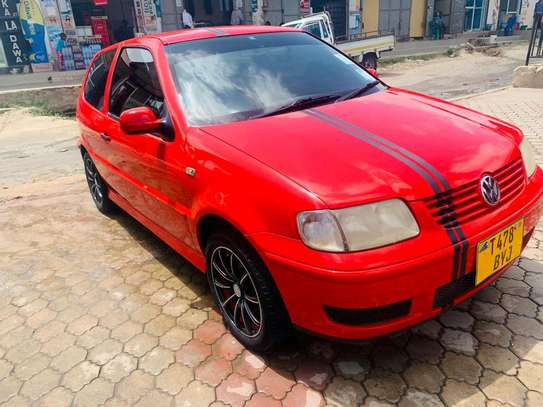 2001 Volkswagen Polo image 3