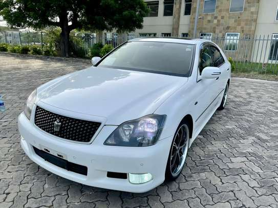 2007 Toyota Crown Athlete image 3