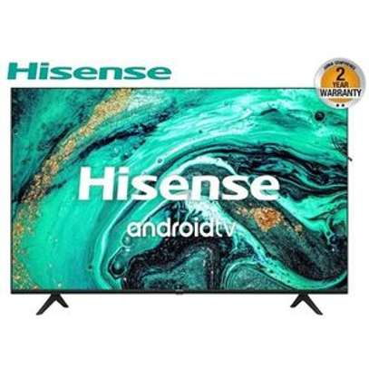 Hisense 65A7200 smart android uhd 4k frameless tv 2020 Model: A7200 image 1