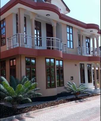 4 Bdrm Fully Furnished Villa at Mbezi Beach