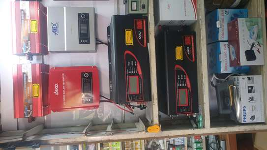 PURE SINE WAVE COMBINED INVERTER & CHARGER 3000W image 1