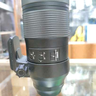 Olympus M.Zuiko Digital ED 100-400mm F5.0-6.3 IS Lens for Micro Four Thirds Cameras image 7