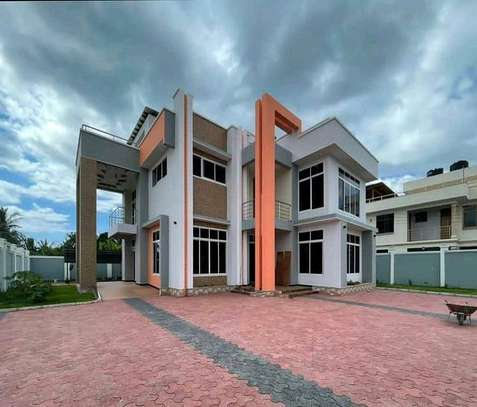 4 bedrooms house at mbezi beach image 1
