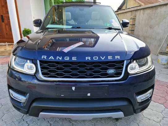 2014 Rover Range Rover Sports image 2
