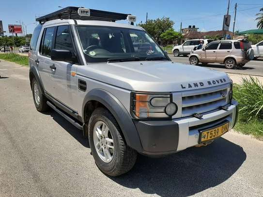 Landrover Discovery 3 image 1