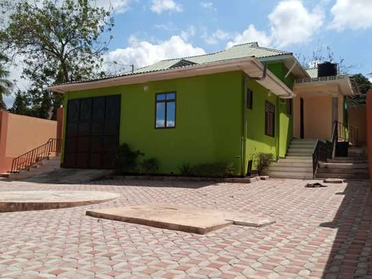 3bed stand alone house  at  mbezi mwisho kimara new house image 5