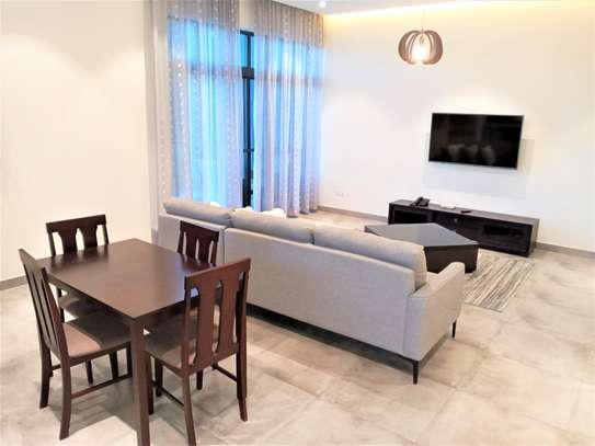 New 1 & 2 Bedroom Luxury, Full Furnished & Grand Apartments in Masaki image 1