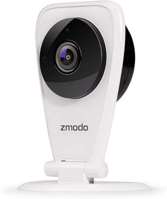 Zmodo EZCam Wireless Two-Way Audio Smart HD IP Camera with Night Vision image 1