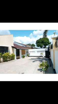 3 Bdr unfurnished standalone house to Let at Kinondoni. image 2