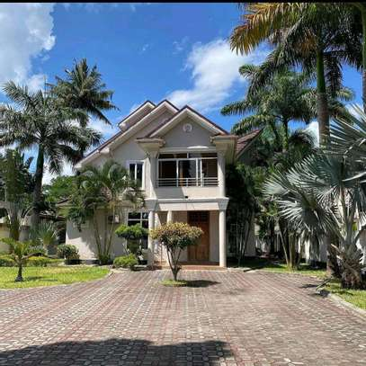 House for rent at kawe beach image 1