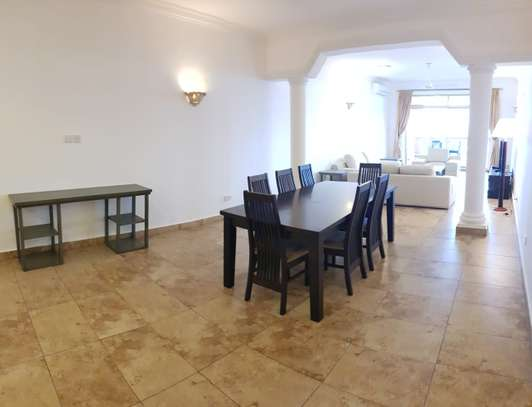 Fully Furnished 3 Bedrm Ocean View Apartment at Masaki image 4