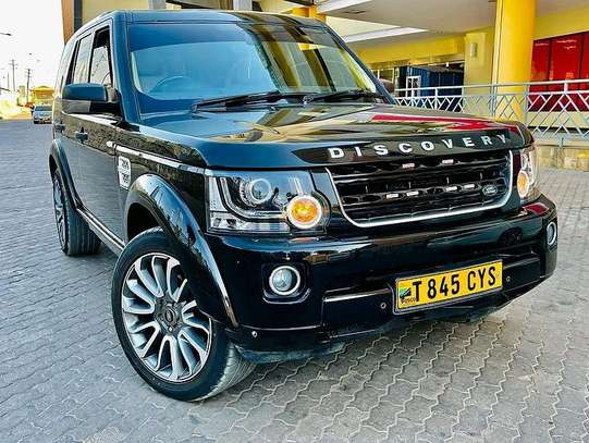 2016 Land Rover discovery image 5