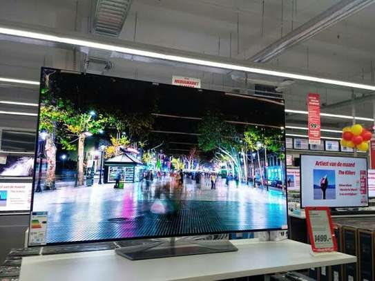 LG 55 SMART O'LED 2K FULL HD LED FLAT image 1