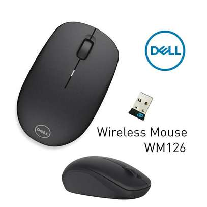 Dell Wireless Mouse WM126 - Black image 1
