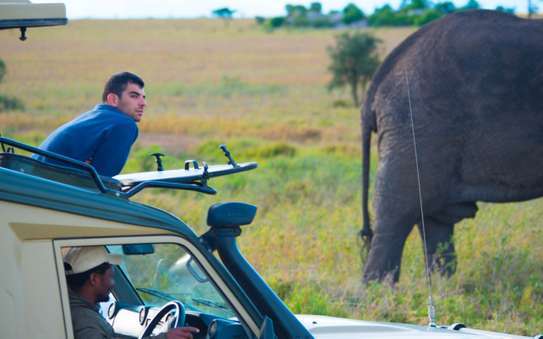 5 Day Tanzania Lodge Safari | Five Days Safari Tanzania