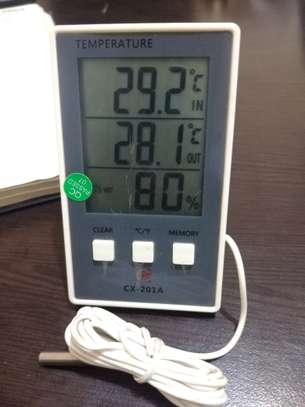 Digital thermometer image 1