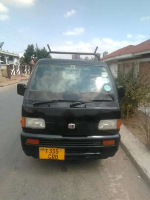 Suzuki Carry Black