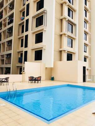 Complex of 3 apartments in Upanga