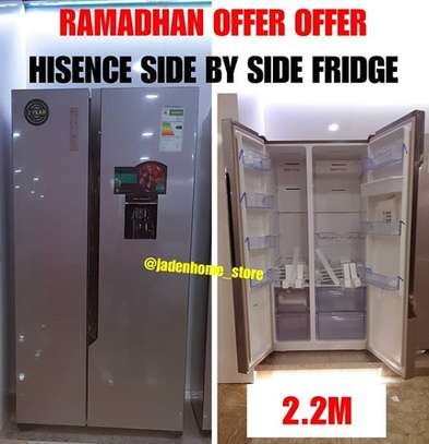 Hisence Fridge