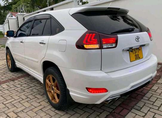 2007 Toyota Harrier image 3
