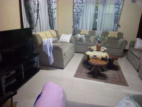 3bed furnished all ensuet house in the compound at new mikocheni $500pm image 6