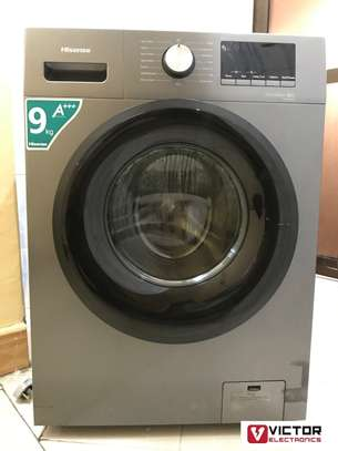 HISENSE AUTOMATIC WASHING MACHINE 9KG