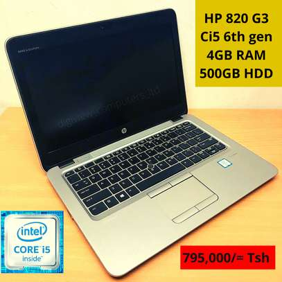HP 820 G3 CORE i5 LAPTOP image 1