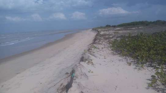 beach plot 60 acre for sale at bagamoyo town image 1